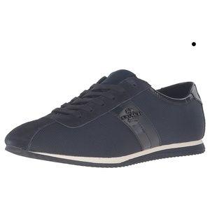 Coach Ivy Signature Sneaker Blue-Black Size 8